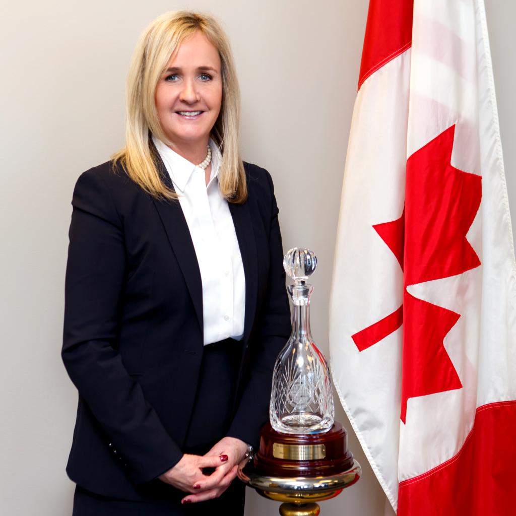 Linda Collier, CEO Tri-ad